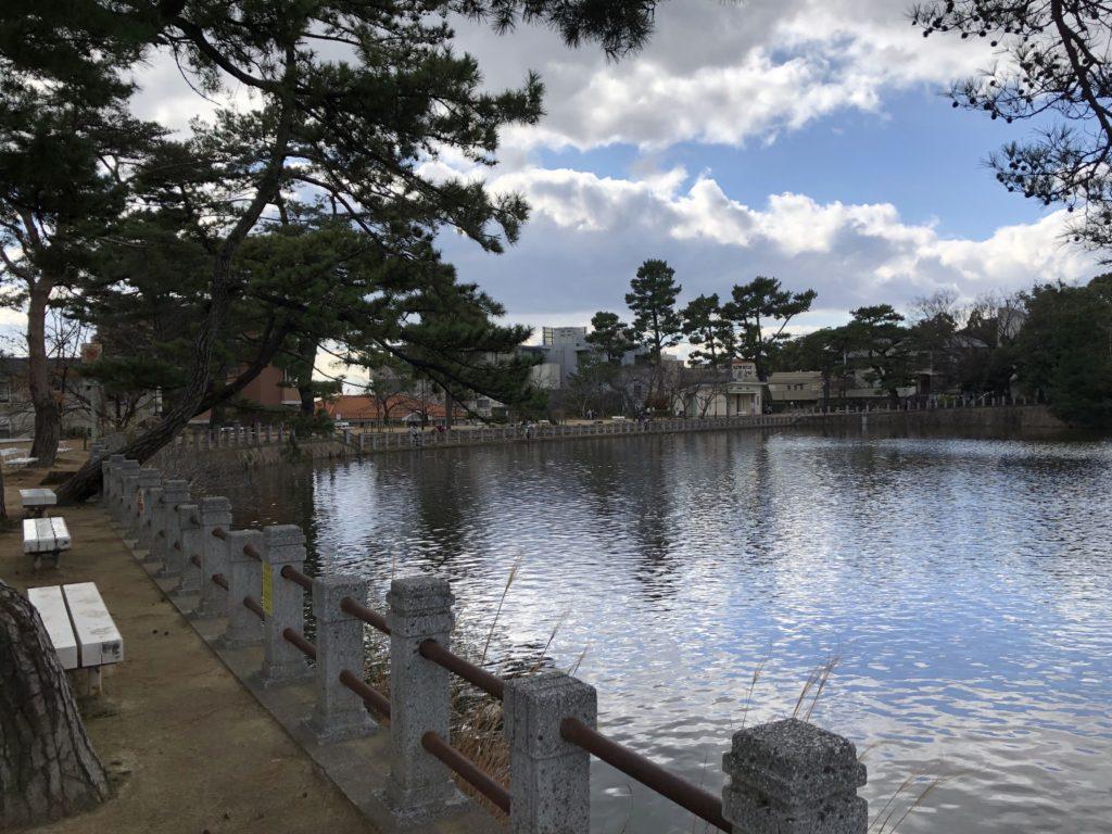 深田池公園08